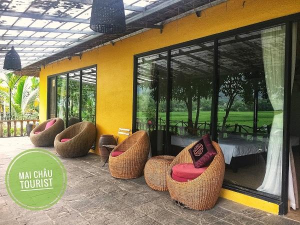 TOP 5 Resort đẹp nhất tại Mai Châu cho gia đình và các cặp đôi chỉ từ 1300k/đêm !