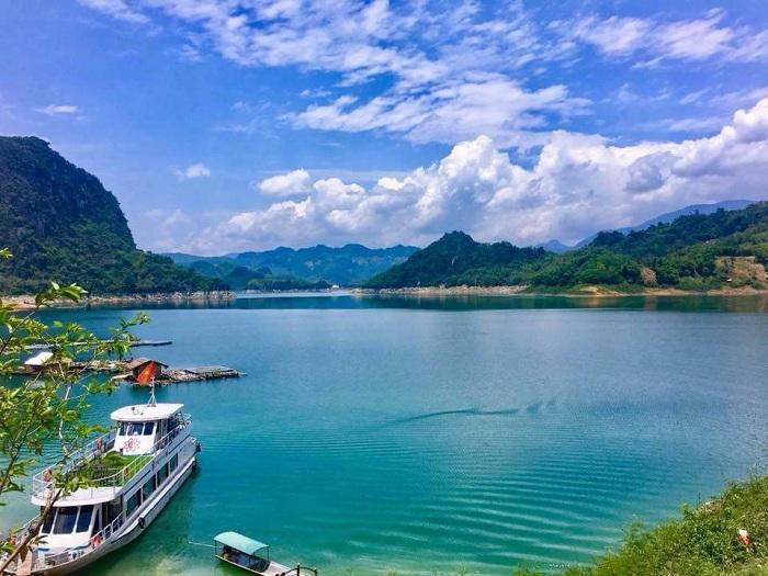 Tour Thung Nai - Hòa Bình 1 ngày