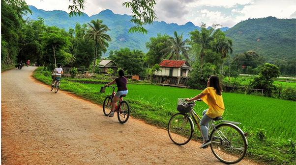 Tour ghép Hà Nội Mai Châu 1 ngày