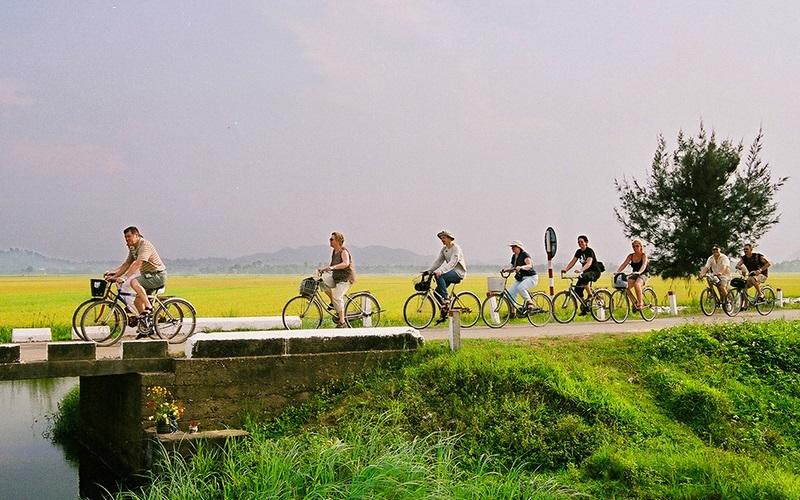 Thuê xe máy - xe đạp tại Mai Châu