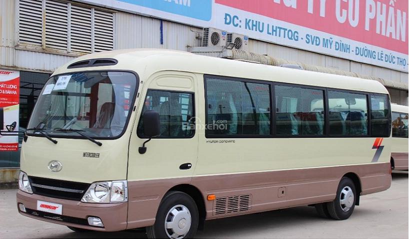 Xe khách từ Hà Nội đi Bản Lác Mai Châu Hòa Bình