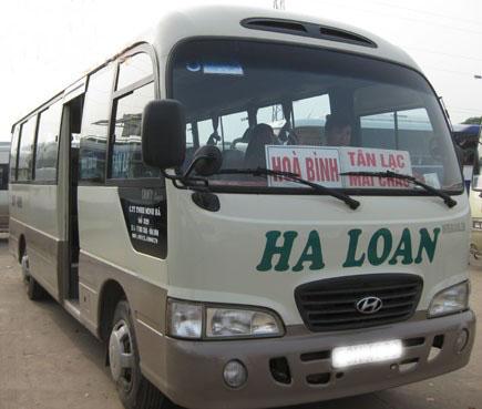 11+ tuyến xe khách từ bến xe Yên Nghĩa đi Hòa Bình
