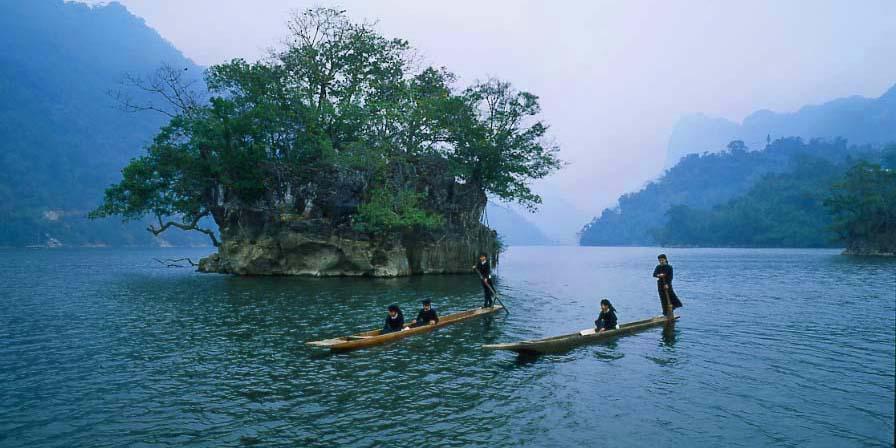Tour du lịch Hồ Ba Bể - Bắc Cạn 2 ngày 1 đêm