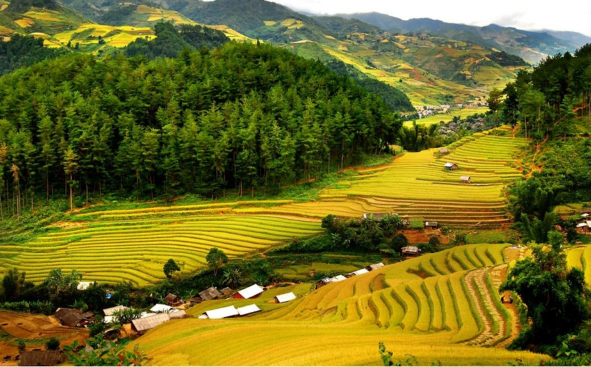 Tour ghép Mai Châu - Pù Luông - Ba Khan 4 ngày 3 đêm